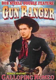 Gun Ranger/Galloping Romeo - (Region 1 Import DVD)