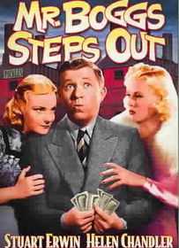 Mr. Boggs Steps out - (Region 1 Import DVD)