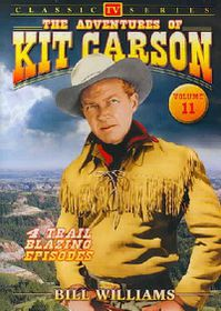 Adventures of Kit Carson Vol 11 - (Region 1 Import DVD)
