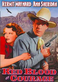 Red Blood of Courage - (Region 1 Import DVD)