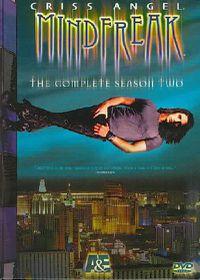Criss Angel Mindfreak Season Two - (Region 1 Import DVD)