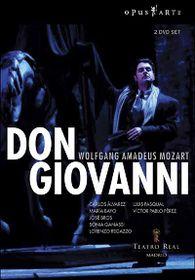 Mozart - Don Giovanni (DVD)