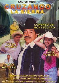 Cruzando La Sierra - (Region 1 Import DVD)