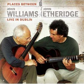 Williams John & Etheridge John - Places Between (CD)