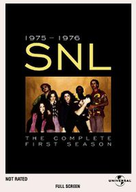 Snl:Complete First Season - (Region 1 Import DVD)