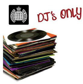 Ministry Of Sound - DJs Only (CD)