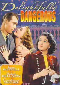 Delightfully Dangerous - (Region 1 Import DVD)