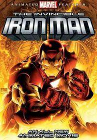 Invincible Iron Man - (Region 1 Import DVD)