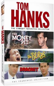 Tom Hanks: Comedy Favorites Collection - (Region 1 Import DVD)