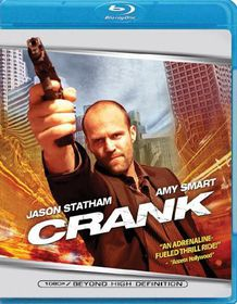 Crank - (Region A Import Blu-ray Disc)