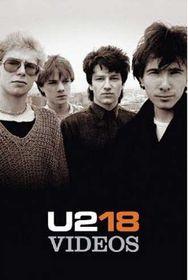 U2 - 18 Singles (DVD)