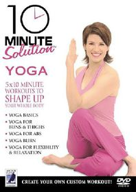 10 Minute Solution: Yoga - (Import DVD)