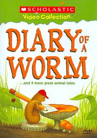 Diary of a Worm...and More Great Animal Tales - (Region 1 Import DVD)