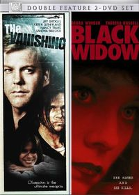 Vanishing & Black Widow 2pk - (Region 1 Import DVD)
