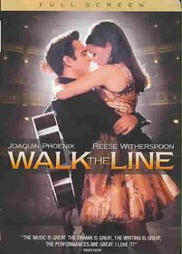 Walk the Line - (Region 1 Import DVD)