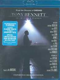 Tony Bennett:American Classic - (Region 1 Import Blu-ray Disc)