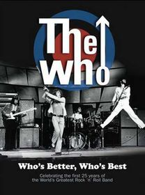 Who - Who's Better, Who's Best (DVD)