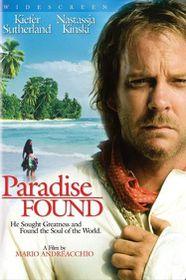 Paradise Found - (Region 1 Import DVD)