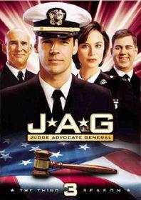 Jag:Complete Third Season - (Region 1 Import DVD)
