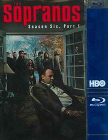 Sopranos:Season 6 Part 1 - (Region A Import Blu-ray Disc)