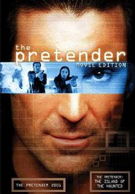 Pretender 2001/Pretender: Island of the Haunted - (Region 1 Import DVD)