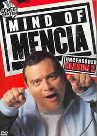 Mind of Mencia:Uncensored Season 2 - (Region 1 Import DVD)