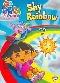 Dora the Explorer:Shy Rainbow - (Region 1 Import DVD)