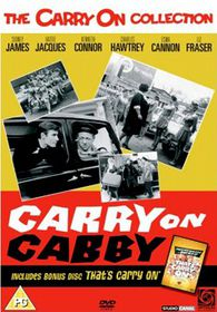 Carry On Cabbie / That's Carry On - (Import DVD)
