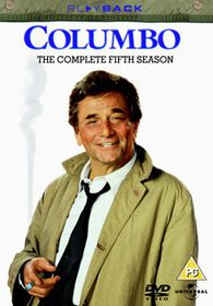 Columbo-Series 5 Box Set       - (Import DVD)