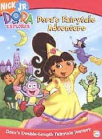 Dora's Fairy Tale Adventures   - (Import DVD)