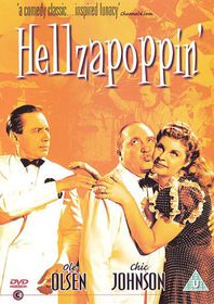 Hellzapoppin                   - (Import DVD)