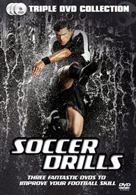 Soccer Drills  (3 Disc Box Set) - (DVD)
