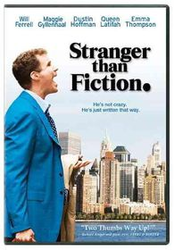 Stranger Than Fiction - (Region 1 Import DVD)