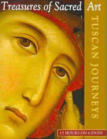 Treasures of Sacred Art: Tuscan Journeys - (Region 1 Import DVD)