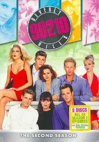 Beverly Hills 90210:Second Season - (Region 1 Import DVD)