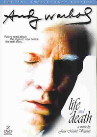 Andy Warhol:Life and Death - (Region 1 Import DVD)