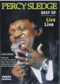Sledge, Percy - Best Of Percy Sledge - Live (DVD)