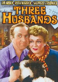 Three Husbands - (Region 1 Import DVD)