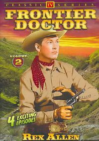 Frontier Doctor Volume 2 - (Region 1 Import DVD)