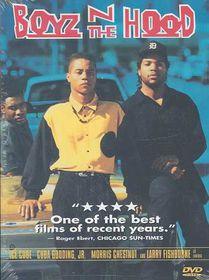 Boyz N the Hood - (Region 1 Import DVD)