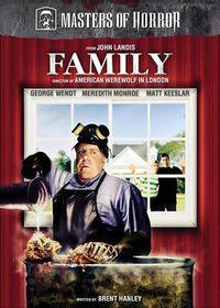 Masters of Horror:Family - (Region 1 Import DVD)