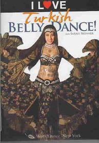 I Love Turkish Bellydance - (Region 1 Import DVD)