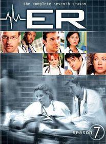 ER:Complete Seventh Season - (Region 1 Import DVD)