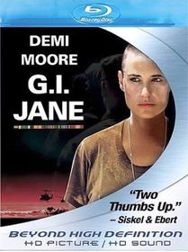G I Jane - (Region A Import Blu-ray Disc)