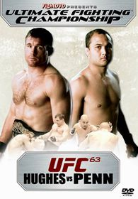 Ufc 63-Hughes Vs Penn - (Import DVD)