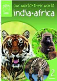 Our World, Their World: India and Africa - (Import DVD)