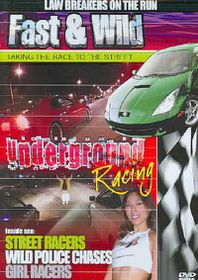 Underground Racing - (Region 1 Import DVD)