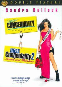 Miss Congeniality/Miss Congeniality 2 - (Region 1 Import DVD)