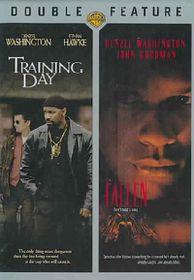 Training Day/Fallen - (Region 1 Import DVD)