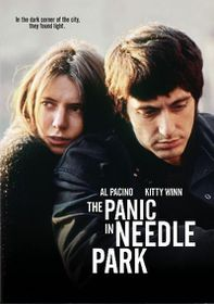 Panic in Needle Park - (Region 1 Import DVD)
